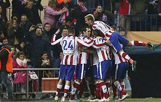 El Atlético del Cholo le ganó a Real Madrid en la Copa del Rey - InfoRegión