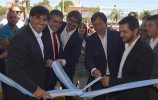 Inauguraron una oficina de anses en burzaco inforegion for Granitos nacionales argentinos