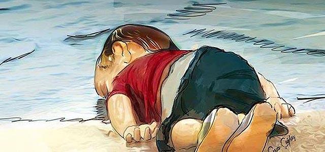 Resultado de imagen para ninos ahogados