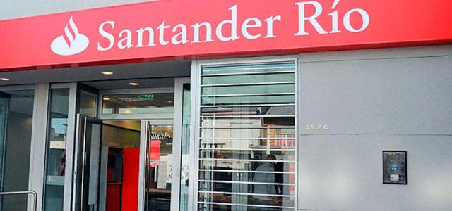 Disfrazados de gendarme y polic a robaron un banco for Buscador de oficinas santander