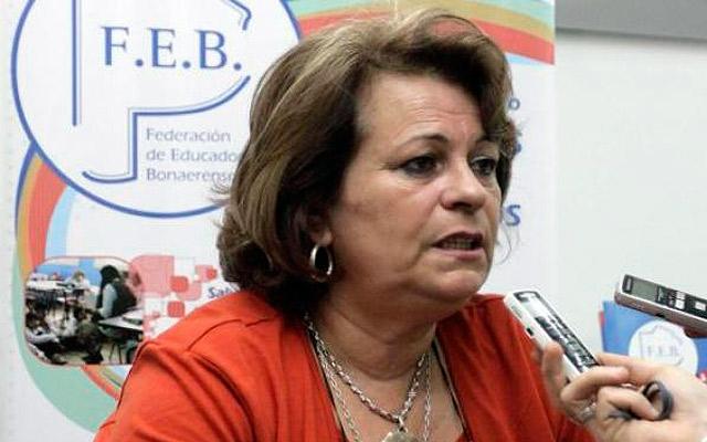 federacion de educadores bonaerense: