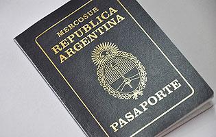 Se podr sacar el pasaporte express en aeroparque for Pasaporte ministerio interior