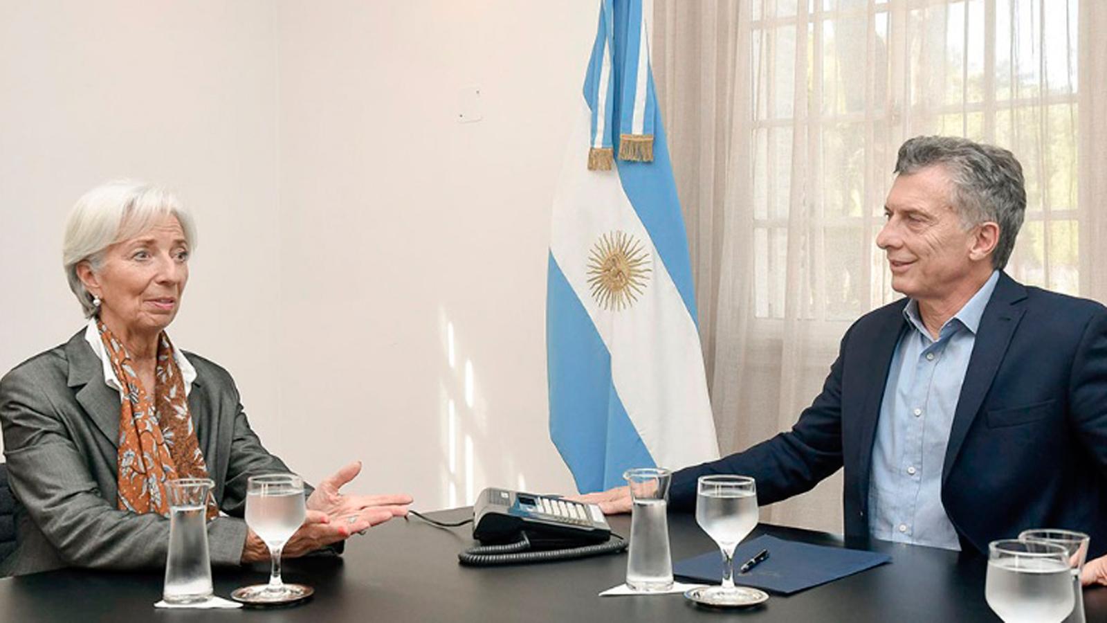 Macri busca el aval de Urtubey frente al FMI - Actualidad