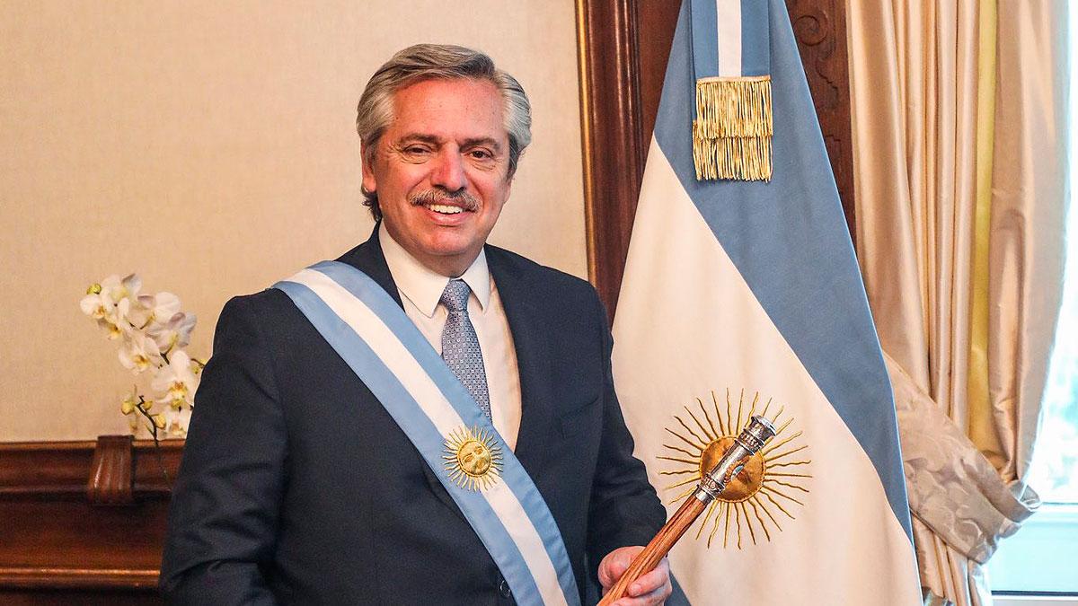 Agenda presidencial: Primer día de gobierno de Alberto Fernández ...