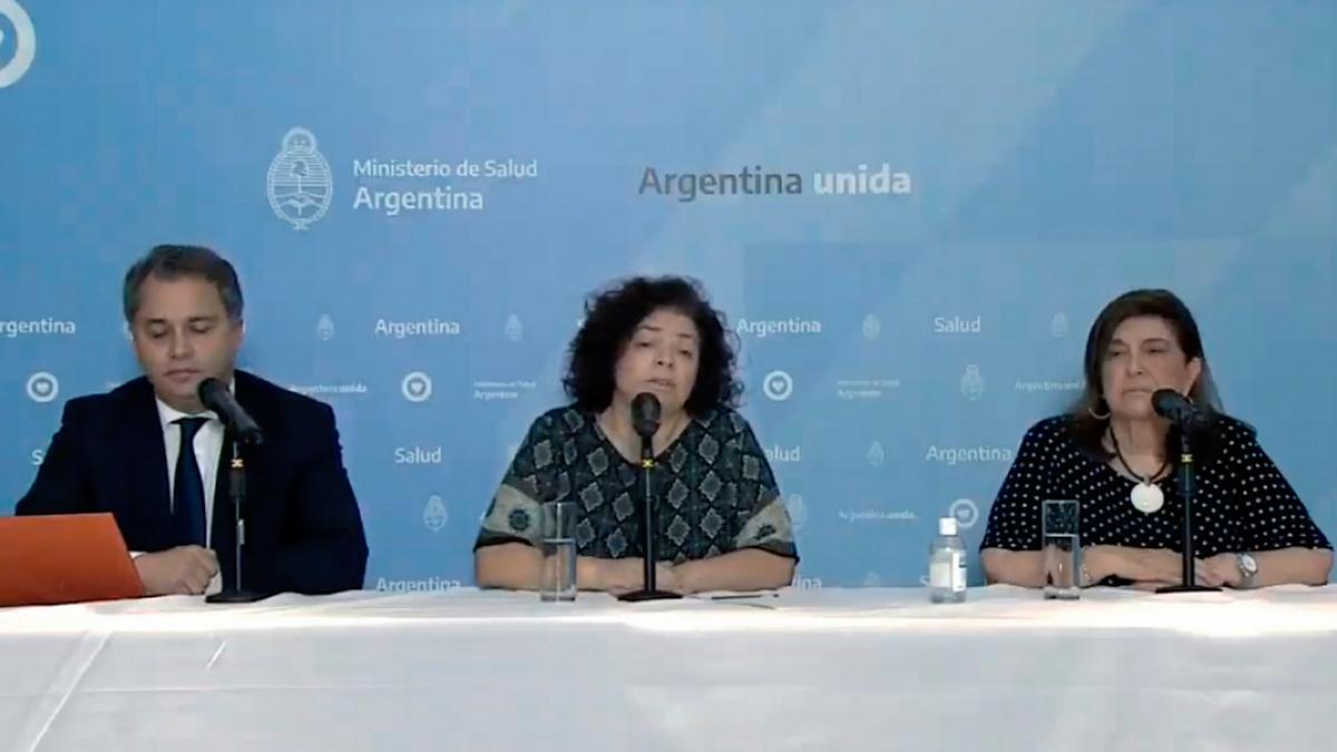 Argentina entró en fase de transmisión comunitaria
