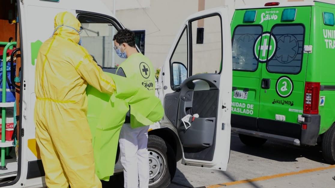 Aislaron Villa Azul por 53 casos de positivos — Coronavirus