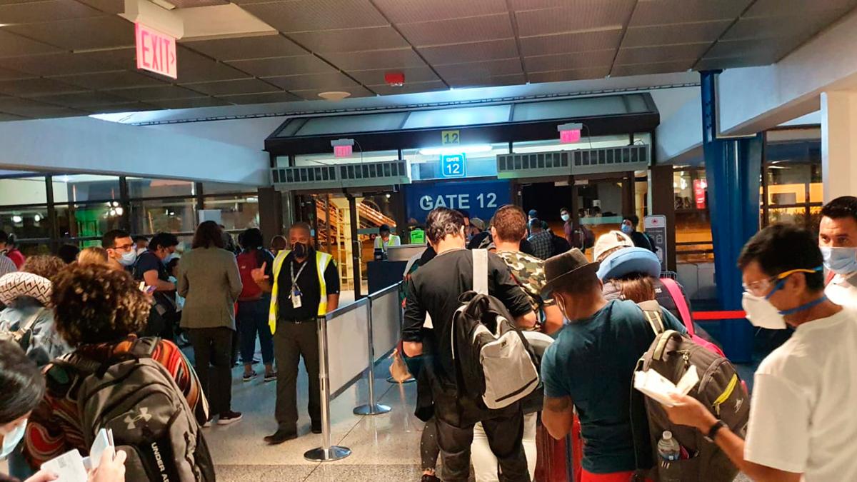 Repatriarán a más de 4000 argentinos varados en 21 vuelos — Coronavirus