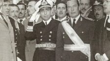 Lonardi y Rojas, Golpe de 1955