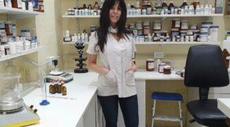 Farmacéutica Sandra Chiesa
