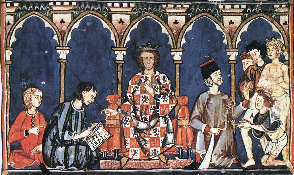 Alfonso X de Castilla Modelo de amor cortés