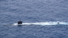 Submarino nuclear USS Greenville
