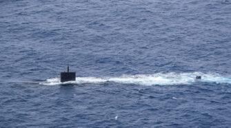 Submarino nuclear USS Greenville