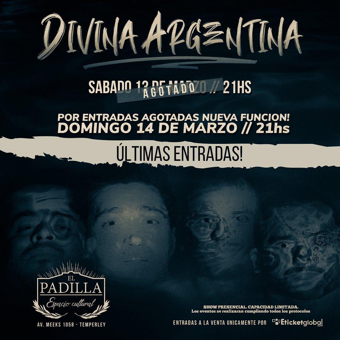 Divina Argentina