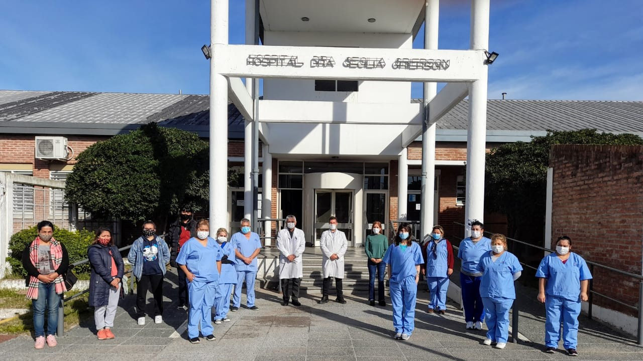 Hospital Grierson Guernica
