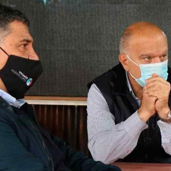 Grindetti le pidió a Jorge Macri que no se preocupe porque este año no está en juego la gobernación.
