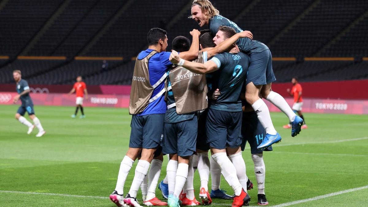 Argentina se recuperó con una victoria ante Egipto – InfoRegión